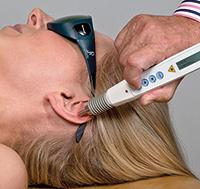 Aurikulotherapie mit Laser, Resonanzfrequenzen, RAC-Diagnose