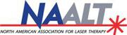 NAALT, North American Association for Laser Therapy